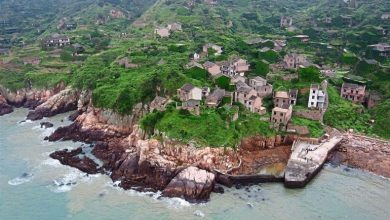 Photo of Benarkah Desa Indah Houtouwan di China Berhantu?