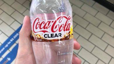 Photo of Coca Cola Clear Tiba Di FamilyMart!