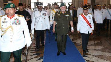 """Photo of """"Saya Tidak Mahu Dewan Ini Dijadikan Seperti Sarkas"""" – Sultan Johor"""