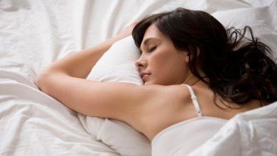 Photo of Here's Why Sleeping On Your Stomach Is Bad For You