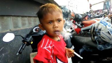 Photo of Kanak-Kanak 2 Tahun Hisap 40 Batang Rokok Sehari