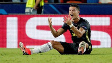 Photo of Allegri Kesal Ketiadaan VAR Sebabkan Kad Merah Ronaldo