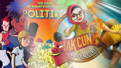 Photo of 6 Permainan Video Telefon Pintar Ciptaan Anak Malaysia