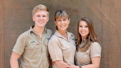 Photo of Keluarga Steve Irwin Muncul Dengan Rancangan Baru