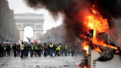 Photo of Hanya Kerana Satu Keputusan Presiden Perancis, Paris Terus Menjadi Huru-Hara