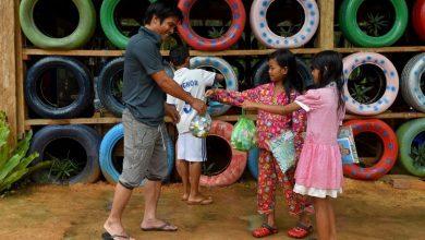 Photo of Mereka Hanya Perlu Bayar Menggunakan Sampah Untuk Belajar Di Sekolah Ini