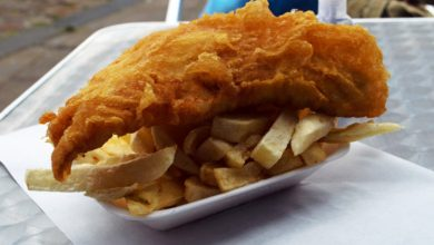 Photo of Fish and chips under threat..