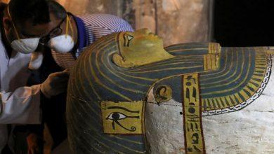 Photo of Mesir Buka Sarkofagus Wanita