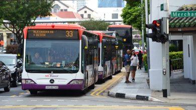 "Photo of Singapura Lancar Bas Awam ""On Demand"""