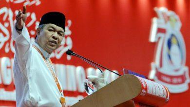 """Photo of Zahid Hamidi Sedia """"Bercerai"""" Dengan UMNO?"""