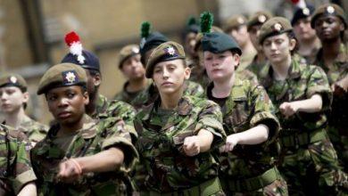 Photo of Wanita Kini Dibenarkan Berkhidmat Dalam Angkatan Tentera British