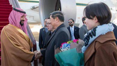 """Photo of Putera Mahkota Arab Saudi Sokong """"Hak"""" China Menahan Etnik Islam Uighur?"""