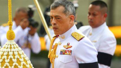 Photo of Thaksin, Ubolratana and the King