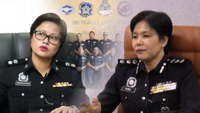 Photo of Dua Pegawai Polis Wanita Ini Bukan Calang-Calang Orang
