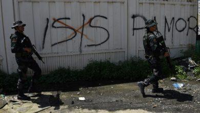 Photo of Operasi Ketenteraan Filipina Ragut Nyawa Ketua Militan Maute