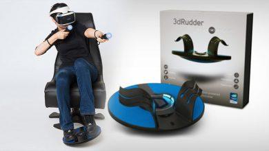 Photo of 3dRudder – Alat Kawalan Pergerakan Playstation VR