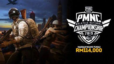 Photo of PUBG MOBILE National Championship 2019 Kembali Dengan Hadiah Sehingga RM114,000