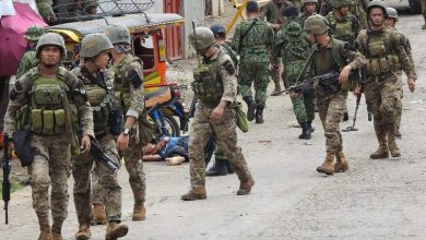Photo of Kem Tentera Filipina Diserang Pengebom Berani Mati