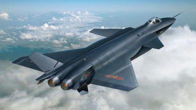 Photo of China Kerah Jet Pejuang Halimunan J-20 Untuk 'Pantau' Taiwan
