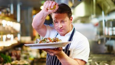 Photo of Being Jamie Oliver..is not always great