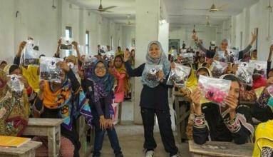 Photo of Anak Muda Yang Mahu Bantu Beri Tuala Wanita Percuma Bagi Yang Di Pedalaman & Tidak Berkemampuan