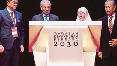 Photo of Wawasan Kemakmuran Bersama 2030: Perkara Yang Anda Perlu Tahu