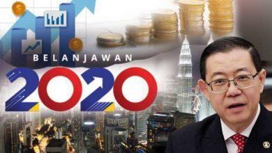 Photo of Belanjawan 2020 Adaptasi Wawasan Kemakmuran Bersama