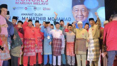 Photo of Kongres Maruah Melayu Satu Konspirasi Politik Terancang?