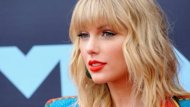 Photo of Taylor Swift: Banned from singing old hits at AMA