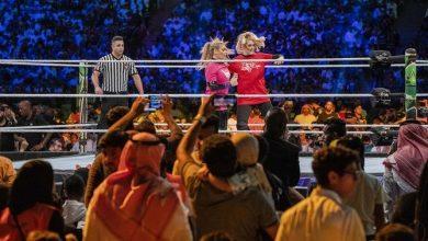 Photo of Gelanggang WWE Wanita Dibuka Buat Kali Pertama di Arab Saudi