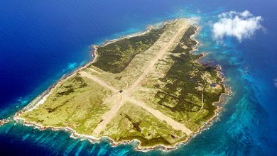 Photo of Japanese island Mageshima to become unsinkable US aircraft carrier