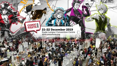Photo of Acara ACG Tahunan Comic Fiesta 2019 Kembali!