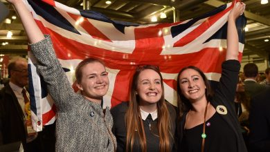 Photo of Youth vote an unpredictable factor in UK election