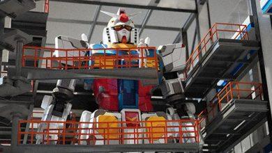 Photo of Jepun Akhirnya Bina Gundam Boleh Gerak