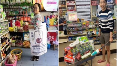 Photo of Rakyat Thailand Guna Cara Kreatif Gantikan Beg Plastik