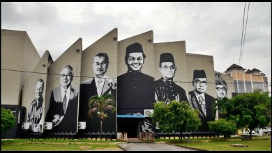 "Photo of ""Mount Rushmore"" Malaysia Terletak Di Mana?"