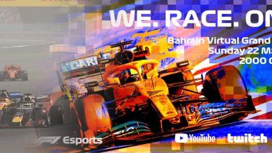 Photo of Pelumba F1 Teruskan Perlumbaan Dalam Virtual Grand Prix