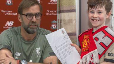 Photo of Surat Kanak-Kanak Usia 10 Tahun Minta Liverpool Kalah Dalam EPL Tertunai?
