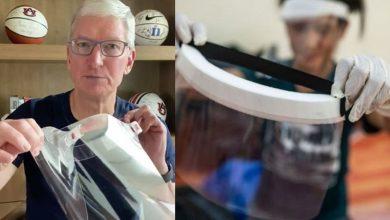 Photo of Apple Bantu Pekerja Kesihatan Dengan Menghasilkan Pelindung Muka