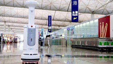 Photo of Teknologi Pembersihan Di Lapangan Terbang Hong Kong Dipertingkatkan