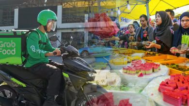 Photo of Kerjasama Kerajaan Negeri Selangor dan Grab Bangunkan E-Bazar Ramadan