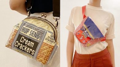 Photo of Fesyen Inovatif Dari Idea Kitar Tinggi Bahan Buangan