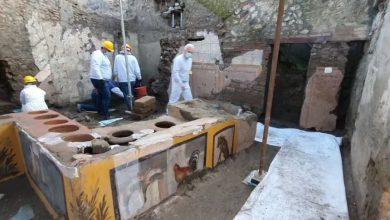 Photo of Sebuah Kedai Makanan Segera Ditemui Di Pompeii