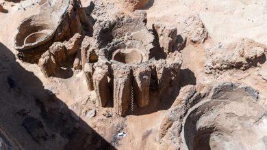 Photo of Tapak Penghasilan Arak Berusia 5,000 Tahun Ditemui di Mesir