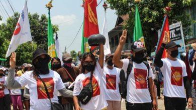 Photo of Myanmar Batal Perayaan Tradisi Thingyan, Protes Secara Senyap