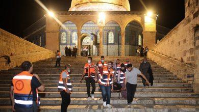 Photo of Kronologi Ramadan Berdarah Warga Palestin