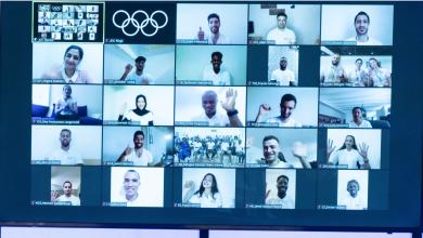 pasukan atlet pelarian olimpik 2020
