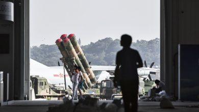 Photo of China Bina Lebih 100 Gudang Simpan Peluru Berpandu